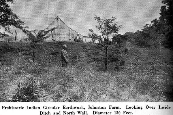Johnston Farm and Indian Agency - Piqua, Ohio
